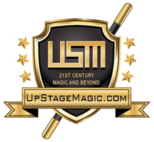 UpStage Magic logo